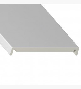 Upvc Fascia Board 18mm White 404mm