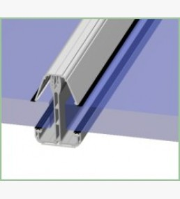 35mm Self Support Glazing Bar