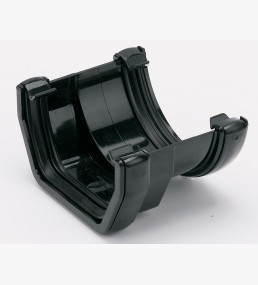 (RDS1) Square to Half Round   Gutter Adaptor