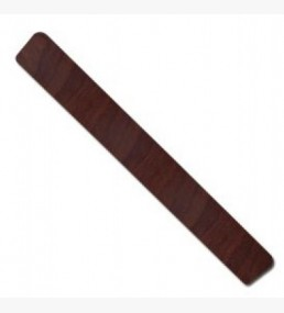 300mm End Cap Rosewood