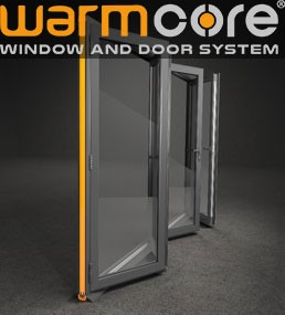 Warmcore Aluminium Sliding Door