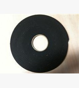10x6 Double Sided Security Trim Tape Black 15m