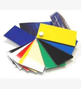 Coloured Aluminium Composite Sheets 3mm