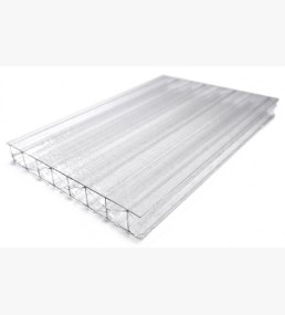 2500mm x 2100mm x 20mm Clear Sheet