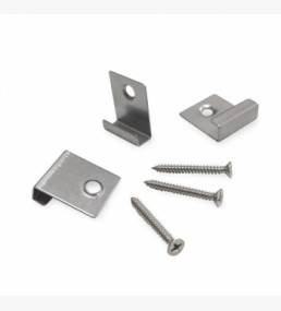 Composite Decking Stainless Steel Starter Clip Pack