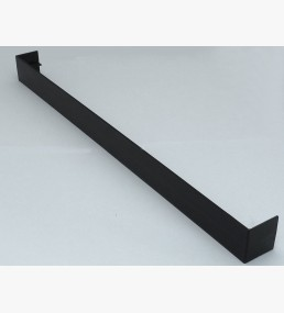 600mm Fascia Joint Black Ash