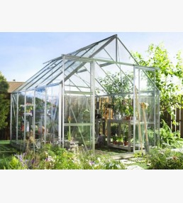 The Halls Magnum 10x8 Greenhouse