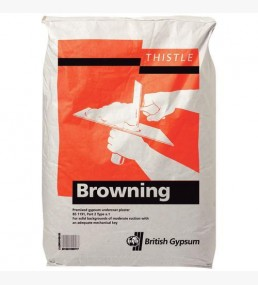 Thistle Browning Plaster 25kg