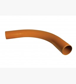 87.5° Plain End Long Radius Bend