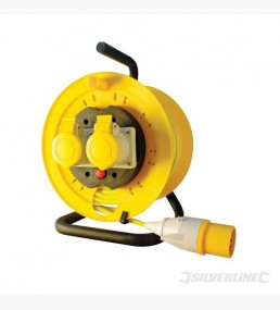 Cable Reel 110V Freestanding