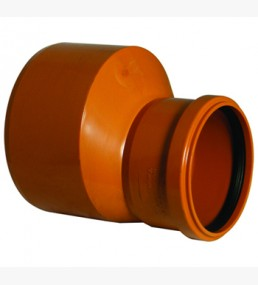 L 160mmx110mm Level Invert Socket / Spigot