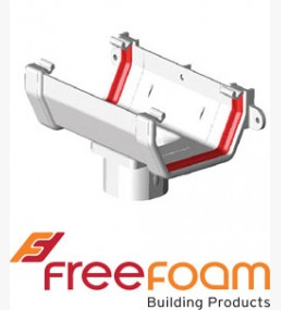 Freefoam Square Guttering