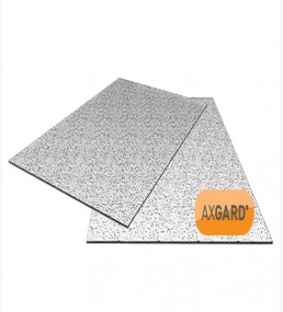 Patterned 3mm AXGARD Glazing Sheet