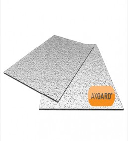 Patterned 4mm AXGARD Glazing Sheet