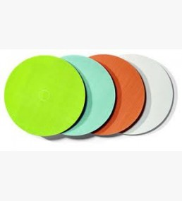 Coloured Tinted Acrylic Discs Circles