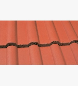 Marley Double Roman Mosborough Red Roof Tile