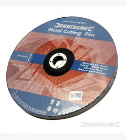 Metal Cutting Discs Depressed Centre 5pk