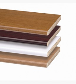 Polyboard window cills for Velux cladding kit