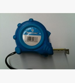 Tape Measure 5m x 19mm Silverline Heavy Duty