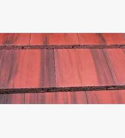 Marley Old English Dark Red Roof Tile