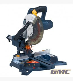 Compact Slide Compound Mitre Saw 210mm 1400W