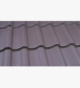 Marley Mendip Smooth Grey Roof Tile