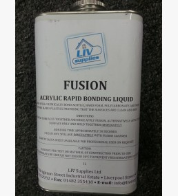 Fusion Acrylic Rapid Bonding Liquid
