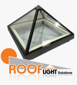 Pyramid rooflight