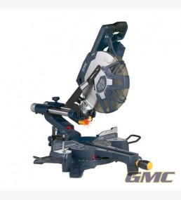 Double Bevel Slide Compound Mitre Saw 250mm 1800W