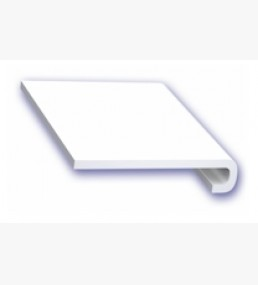 9mm Thick Square Finish White Window Board Interior
