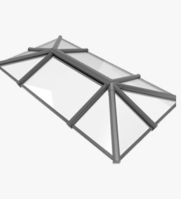 Stratus Thermal Lantern Roof 2250mm Long