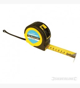 Silverline Tape Measure 7.5 Metre x 32mm