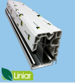 Liniar 32mm Self Support End Bar