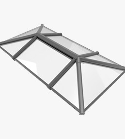 Stratus Thermal Lantern Roof 1250mm Long