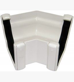 135 Degree ogee External Gutter Bend