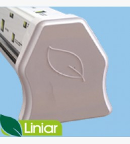 Liniar Additional End Cap 32mm