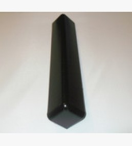 300mm Fascia Corner Black Ash