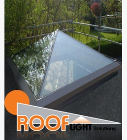 Rooflight skylight system for Velux cladding kit