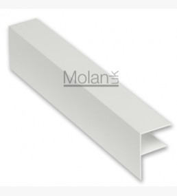 Aluminium F-Section For Polycarbonate Sheets