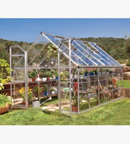The Octave Silverline Greenhouse