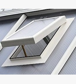 Polycarbonate Roof Vent Sky Lights 25mm