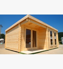 Levanto Log Cabin 5.6x3.9 44mm Wall Thickness