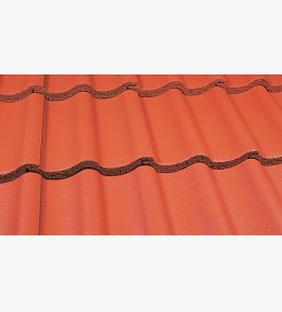 Marley Mendip Mosborough Red Roof Tile