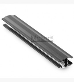 Anthracite Grey Snap On Glazing Bar