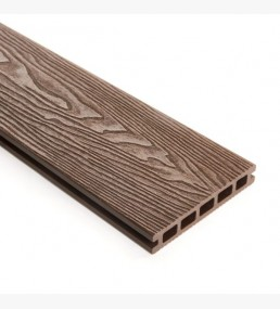 Composite Decking Board - Brown