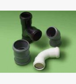 Push-Fit Waste Pipes & Fittings