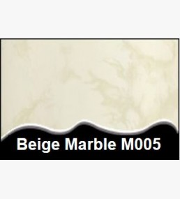 Beige Marble Cladding 250mm x 2.7m