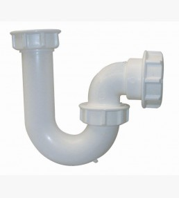 P Trap-38mm Seal White