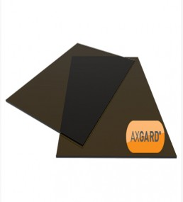 Bronze 4mm AXGARD Glazing Sheet
