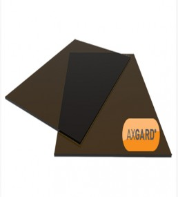 Bronze 5mm AXGARD Glazing Sheet